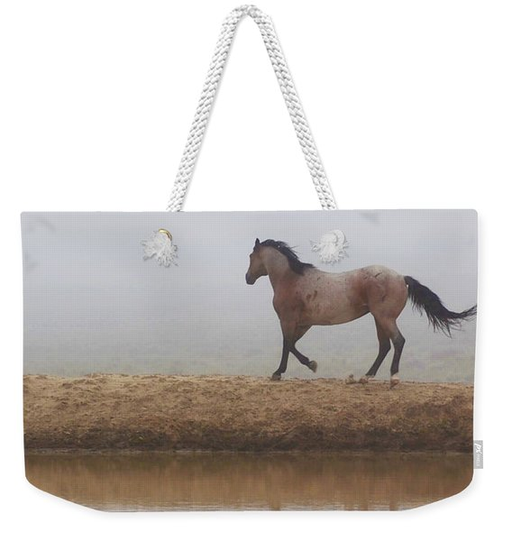 Mystical Beauty Inspirational Weekender Tote Bag