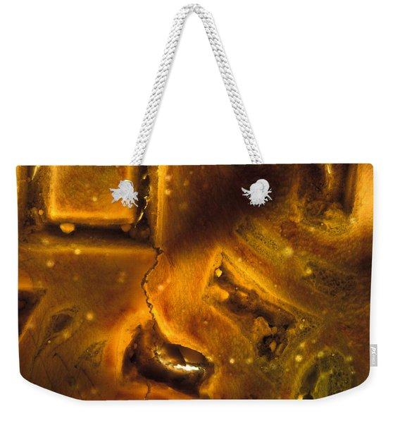 Na Nineteen Weekender Tote Bag