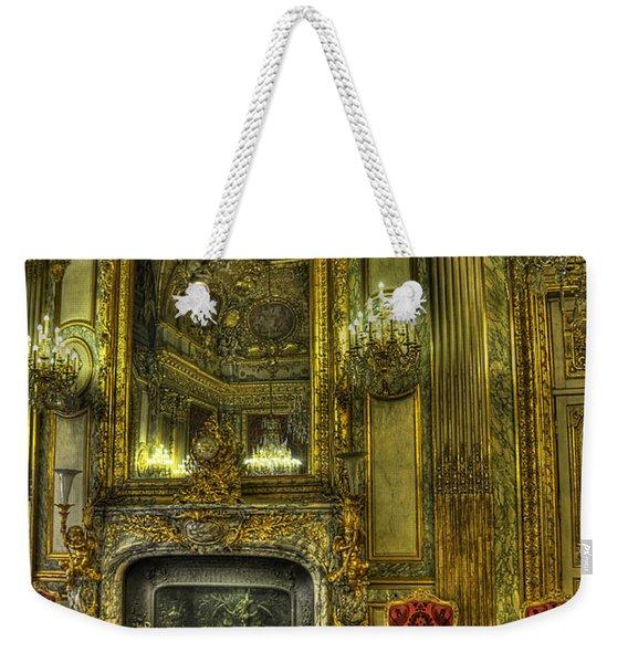 Napoleon IIi Room Weekender Tote Bag