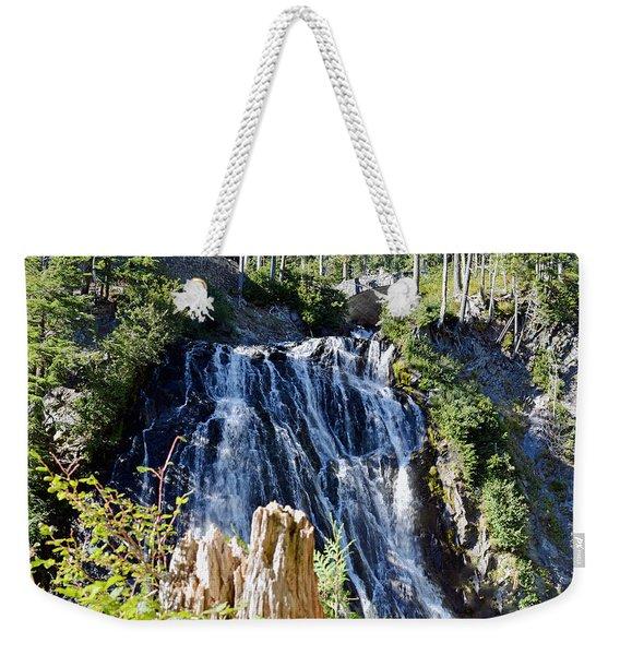 Narada Falls Weekender Tote Bag