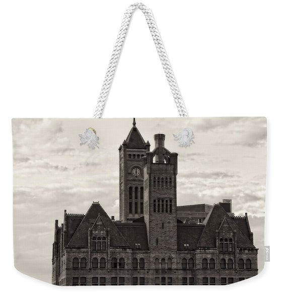 Nashville's Union Station Weekender Tote Bag