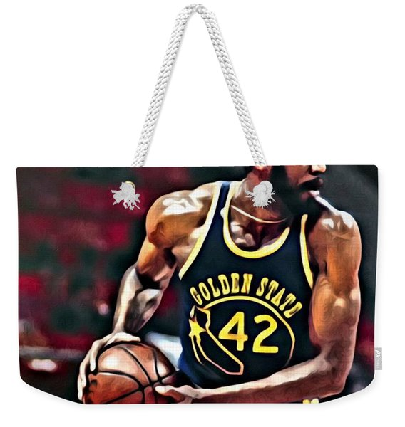 Nate Thurmond Weekender Tote Bag