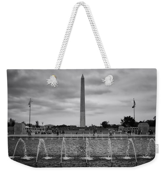 National Weekender Tote Bag