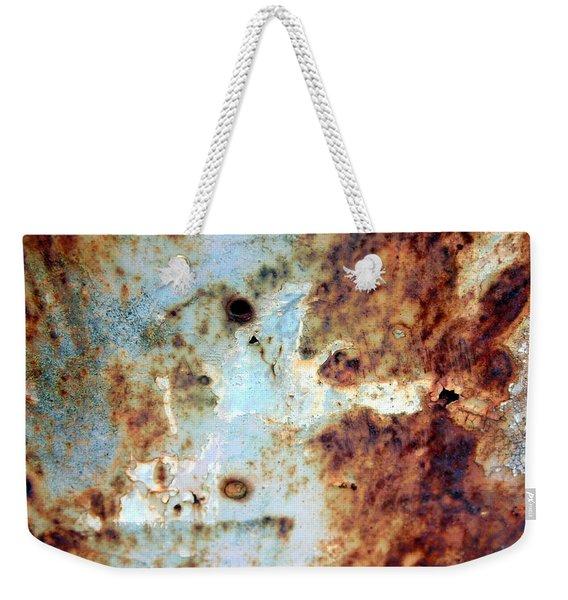 Natural Abstract 8 Weekender Tote Bag