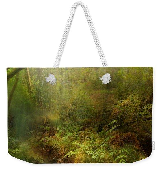 Natural State Weekender Tote Bag