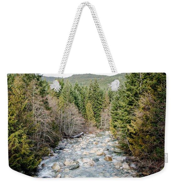 Island Stream Weekender Tote Bag