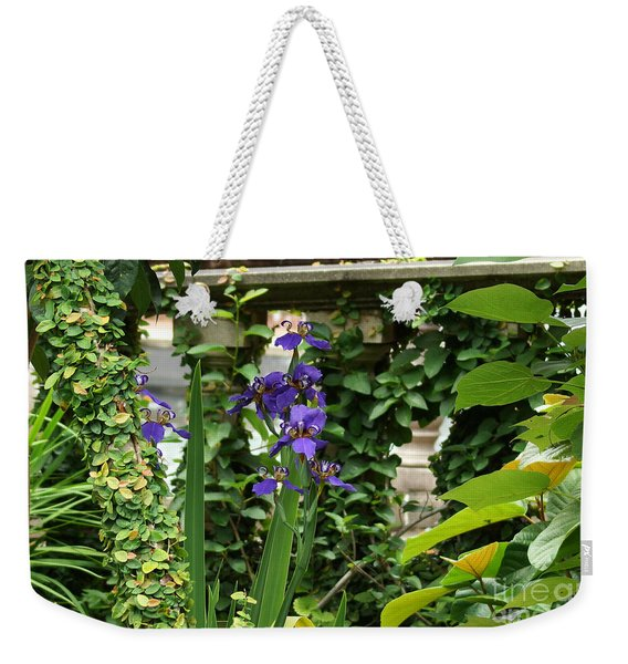 Naturally Sculptured Beauty Weekender Tote Bag