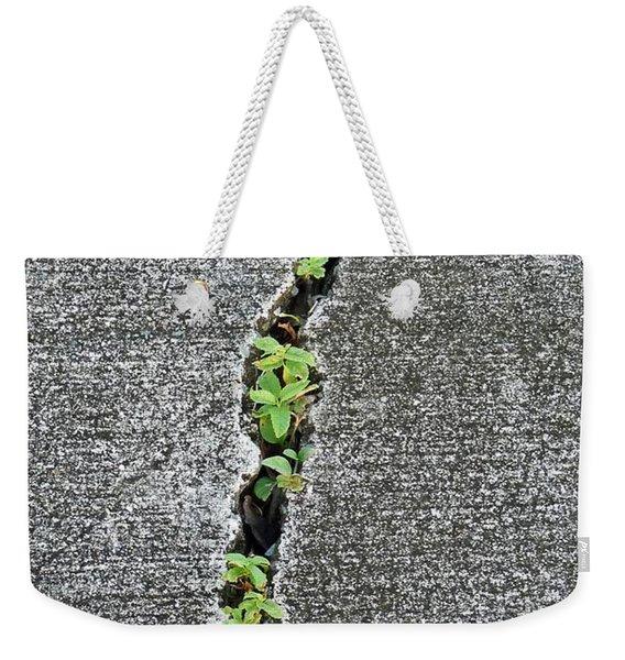 Nature Always Wins Weekender Tote Bag