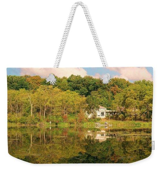 Nature Preserve Weekender Tote Bag