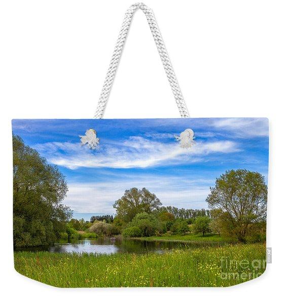 Nature Preserve Segete Weekender Tote Bag