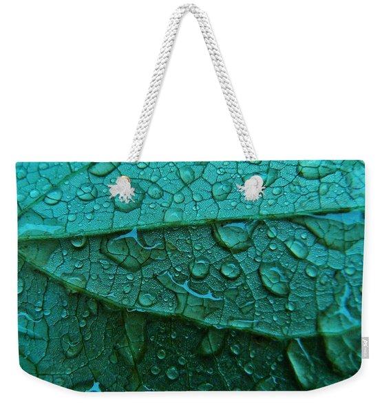 Natures Abstract Weekender Tote Bag