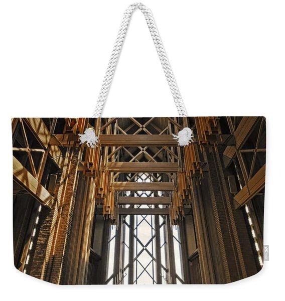Nature's Music Weekender Tote Bag