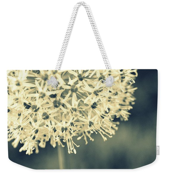 Nature's Popcorn Ball Weekender Tote Bag