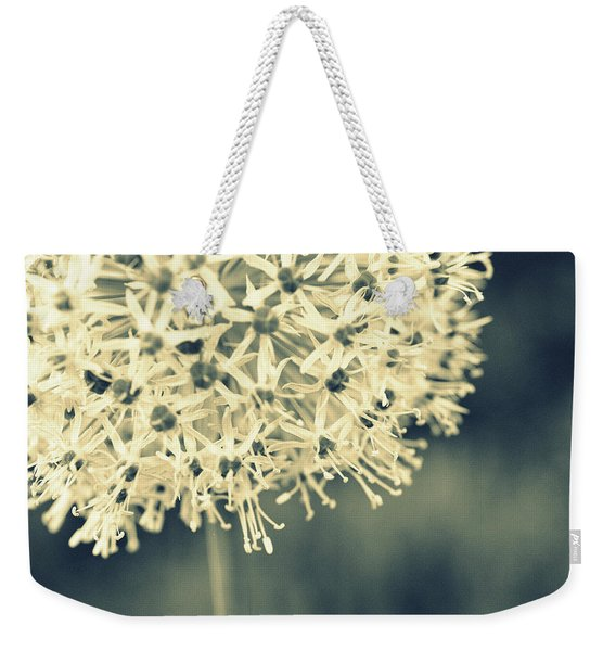 Nature's Popcorn Ball Weekender Tote Bag