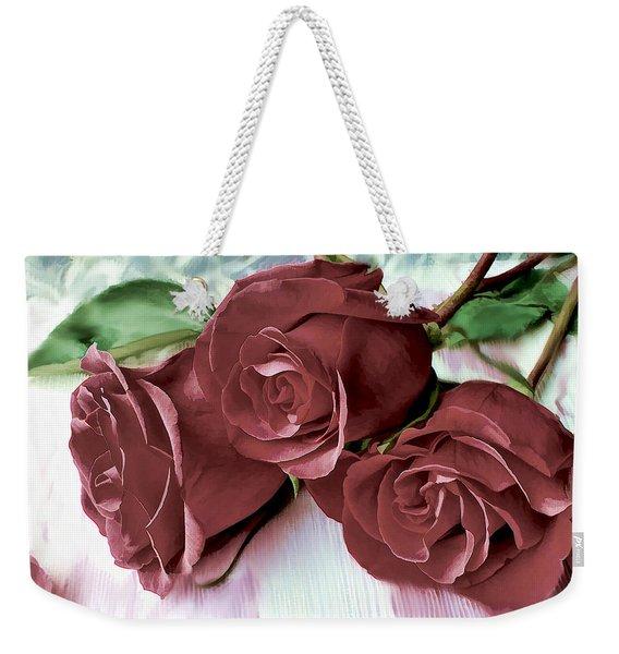 Natures Purfume Weekender Tote Bag