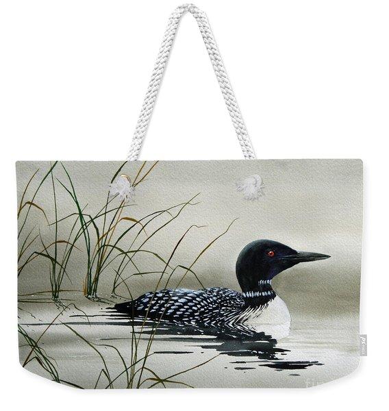 Nature's Serenity Weekender Tote Bag