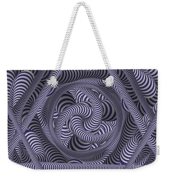 Nautical Coloured Design Weekender Tote Bag