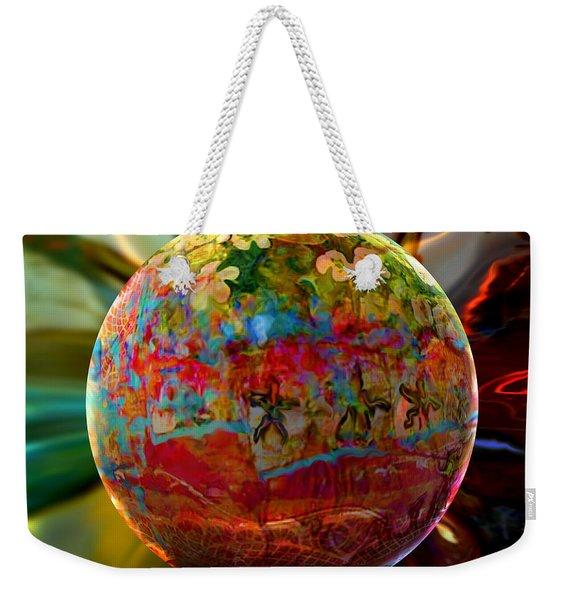 Na'vi Sphere Weekender Tote Bag