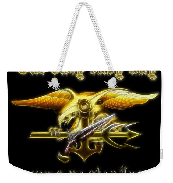Navy Seals Weekender Tote Bag