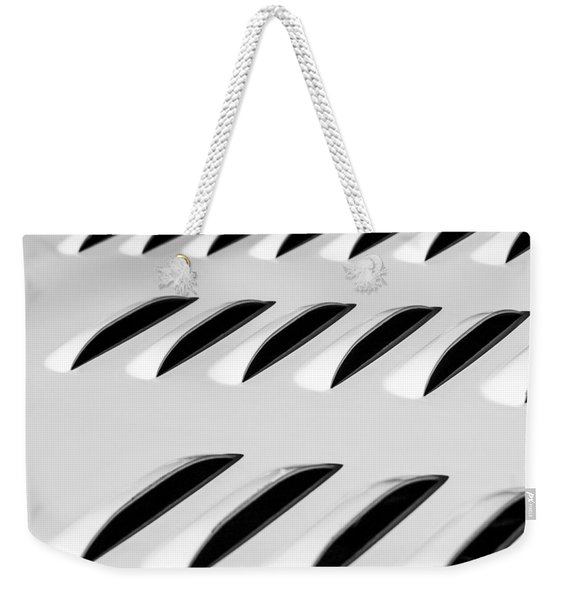 Need To Vent - Abstract Weekender Tote Bag