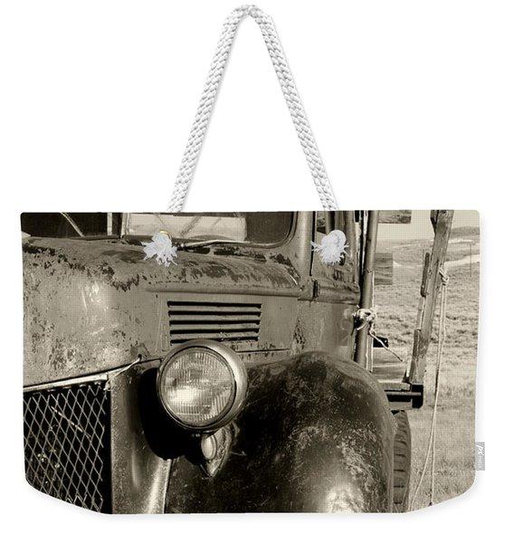 Needs Gas By Diana Sainz Weekender Tote Bag