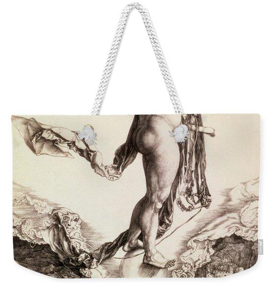 Nemesis Weekender Tote Bag