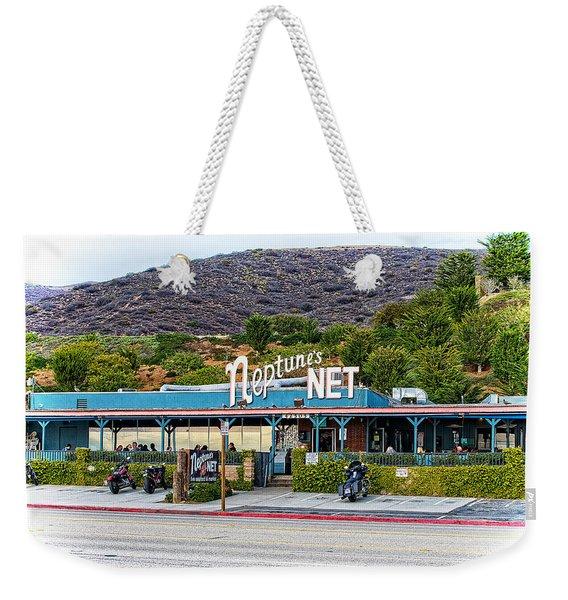 Neptune's Net Weekender Tote Bag