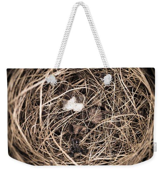 Nest Weekender Tote Bag