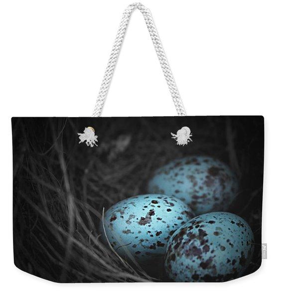 Nest Of 3  Weekender Tote Bag