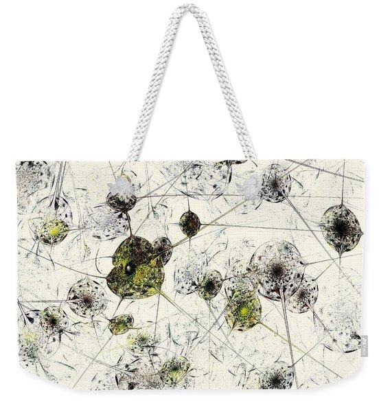 Neural Network Weekender Tote Bag