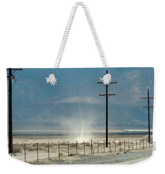 Nevada Dust Devil Weekender Tote Bag