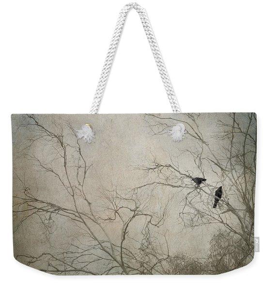 Nevermore... Weekender Tote Bag