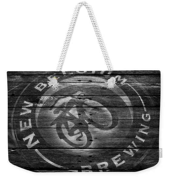 New Belgium Brewing Weekender Tote Bag