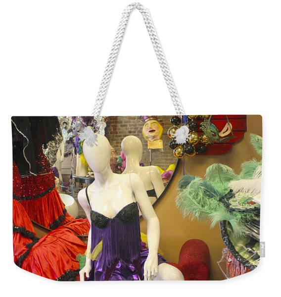 New Orleans 37 Weekender Tote Bag