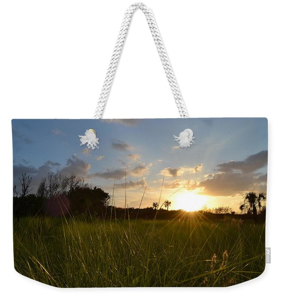 New Paths Weekender Tote Bag