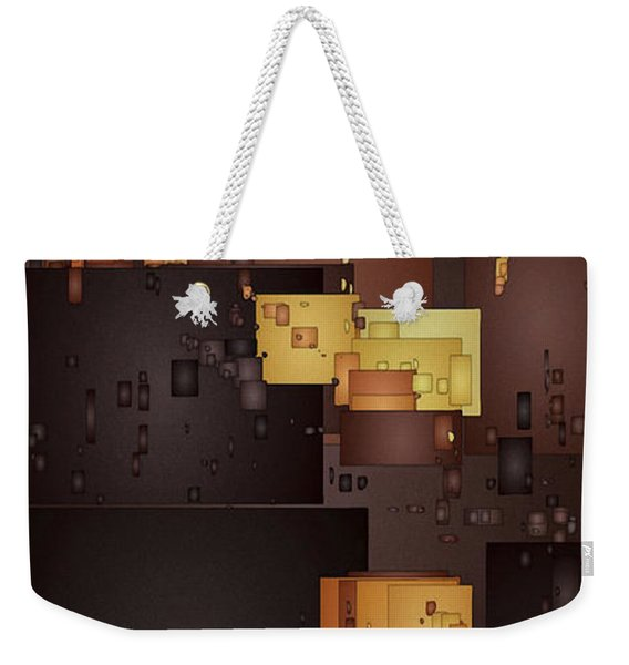New Pueblo 1 Weekender Tote Bag