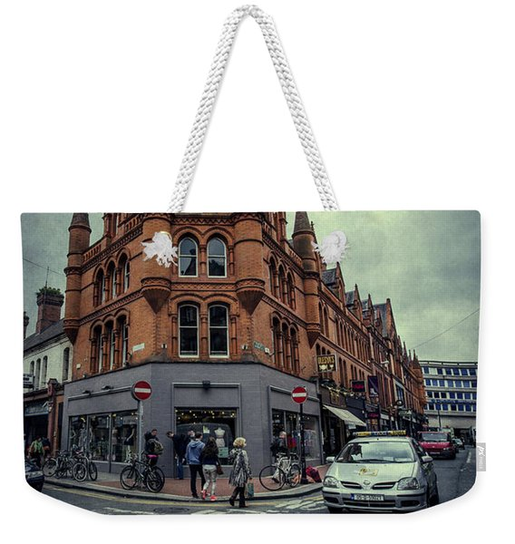 New Road. Old City. Weekender Tote Bag