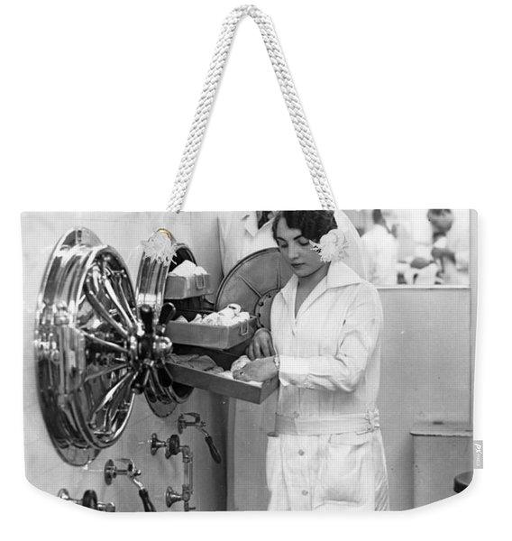 New Type Of Autoclave Weekender Tote Bag