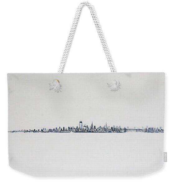 New Years Day Weekender Tote Bag