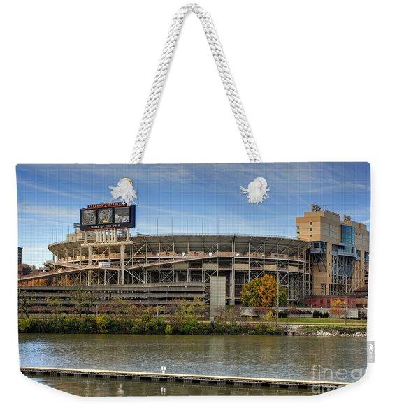 Neyland Stadium Weekender Tote Bag