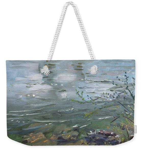 Niagara River Spring 2013 Weekender Tote Bag