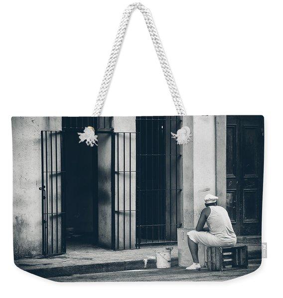 Nice And Slow.. Weekender Tote Bag