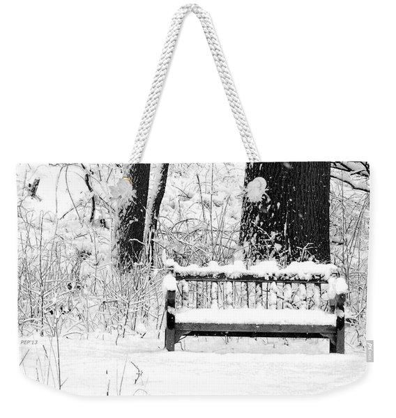 Nichols Arboretum Weekender Tote Bag