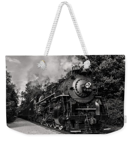 Nickel Plate Berkshire 765 Weekender Tote Bag