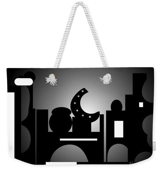 Night Bazaar Weekender Tote Bag