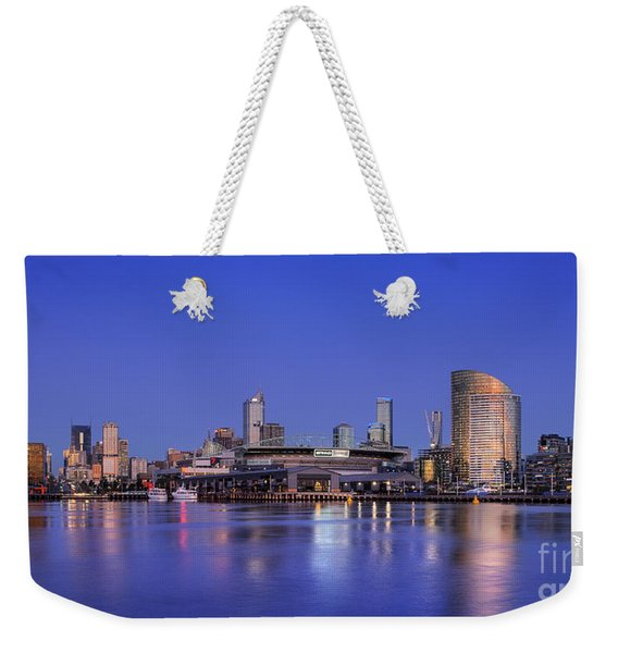 Night Moods II Weekender Tote Bag
