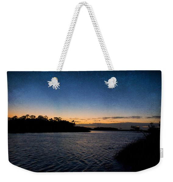Nightfall Weekender Tote Bag