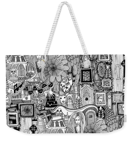 Nightmares Weekender Tote Bag