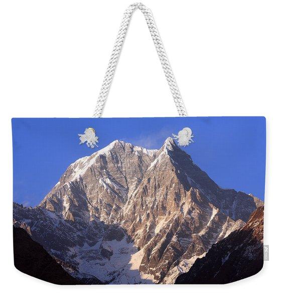 Nilgiri South 6839m Weekender Tote Bag