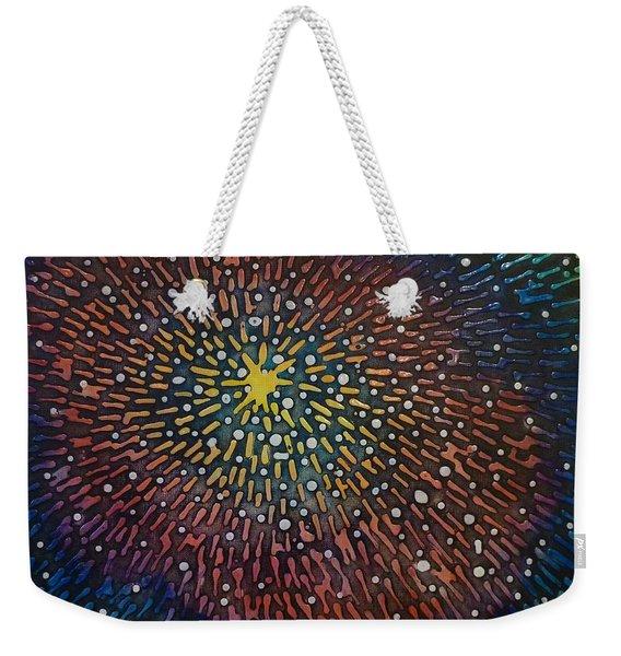 Nimoy Nebula Weekender Tote Bag